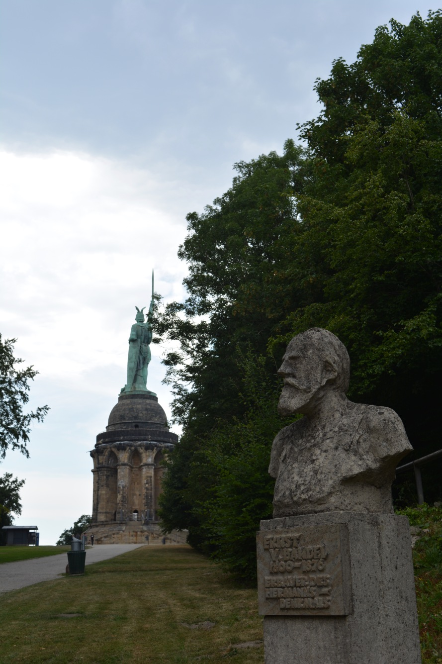 Hermannsdenkmal - 9